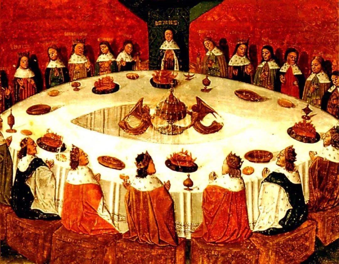 圆桌骑士团