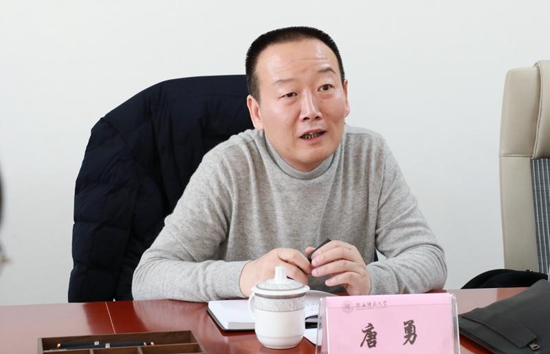 严重违纪违法!陕西省委统战部副部长唐勇被查
