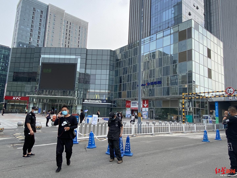 北京女子核酸阳性大哭 目击者:她称自己前2次是阴性
