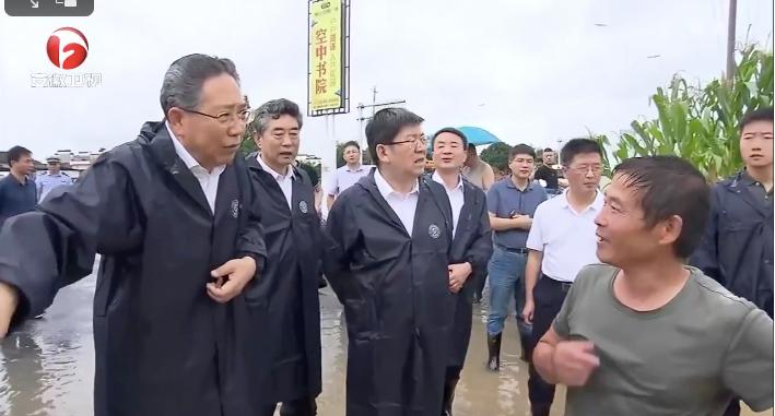【广西企划平台】_形势严峻!省委书记临时改变行程,坐镇一线指挥救灾