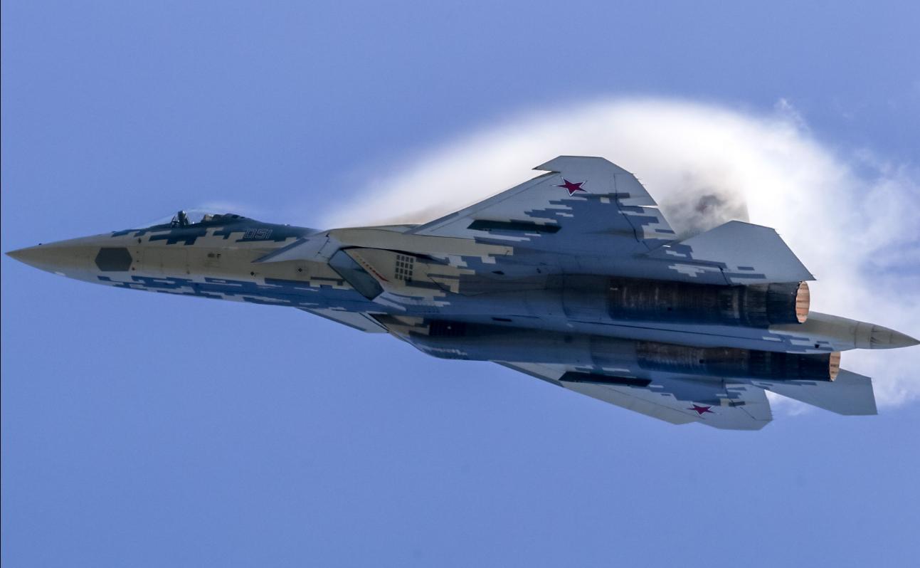 """俄解密苏57武器库:将装备""""匕首""""高超音速导弹"""