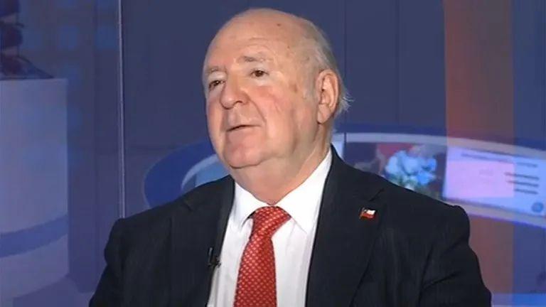 智利驻中国大使路易斯·施密特