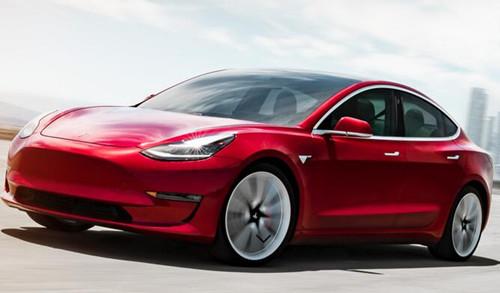 特斯拉Model 3已主导英国电动汽车市场 6月份销售2517辆