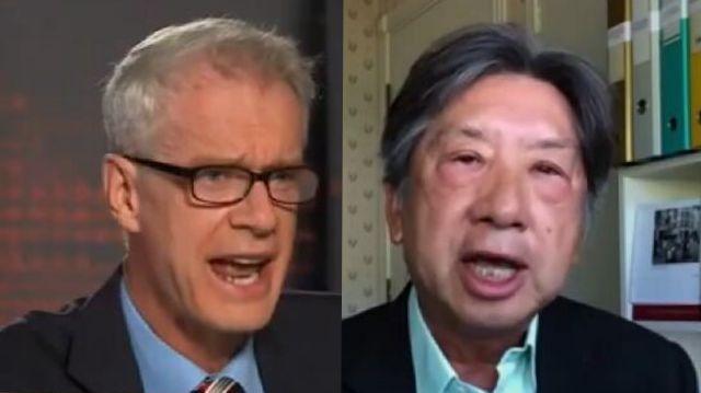 遭BBC主持人疯狂打断,香港大律师据理力争解读香港国安法