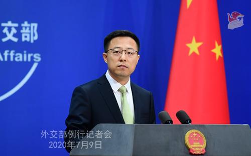 【sos信号】_中方是否向梵蒂冈方面提出过避谈香港的要求?外交部回应