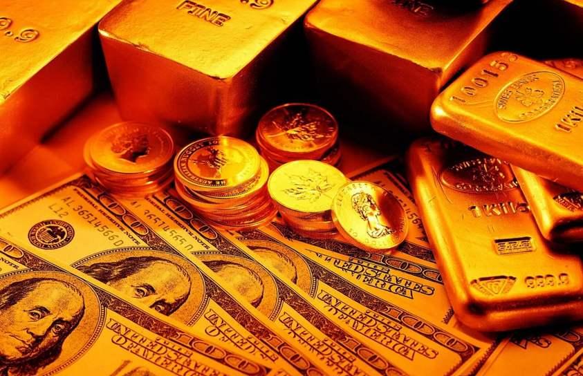 现货黄金突破1800美元/盎司,为2011年11月以来首次