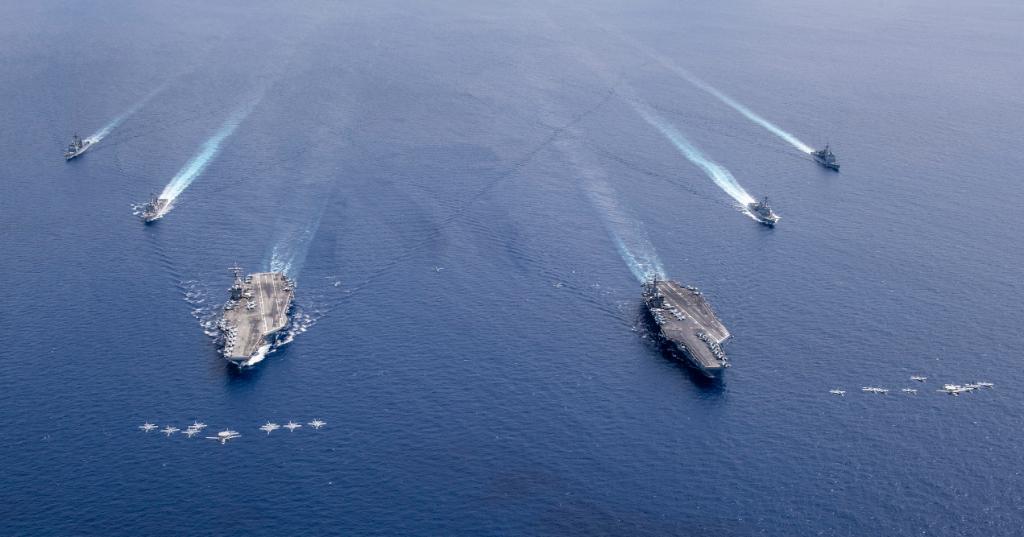 【炮兵社区app点击器】_美海军叫板:不会被中国弹道导弹吓倒