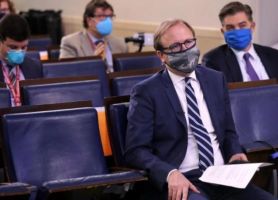 【google打不开】_首位白宫记者确诊新冠肺炎 本周曾两次参加简报会