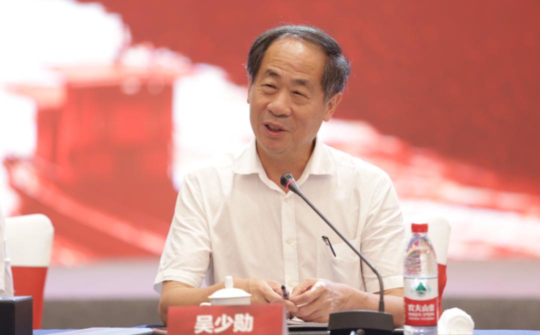 吴少勋:正视疫情,勇担责任,携手开拓国际市场