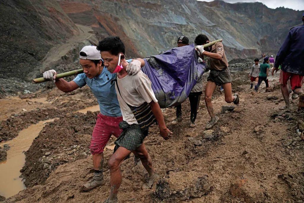 【iphonex或停产】_缅甸矿难背后:大多数人只专注生存,死亡比没饭吃要好