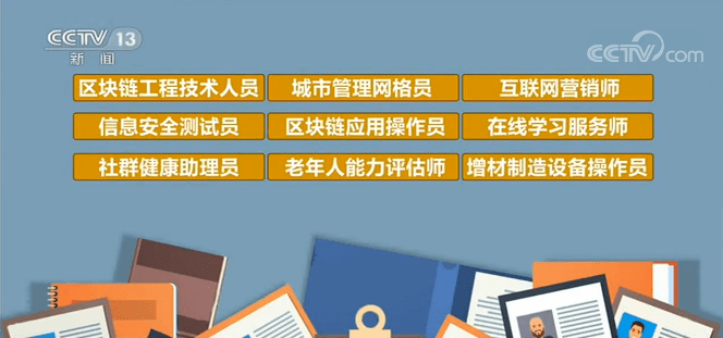 人社部发布9个新职业:带货网红成新工种有正式职称