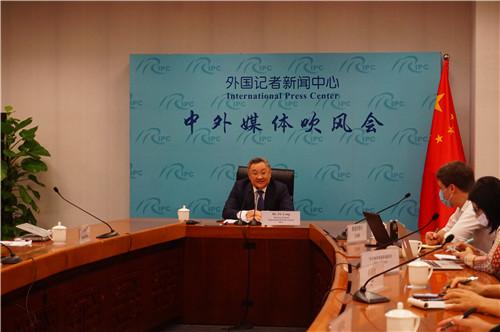 【丁丁网 南京】_外交部军控司司长傅聪:中方不会参加美俄双边谈判和所谓三边谈判