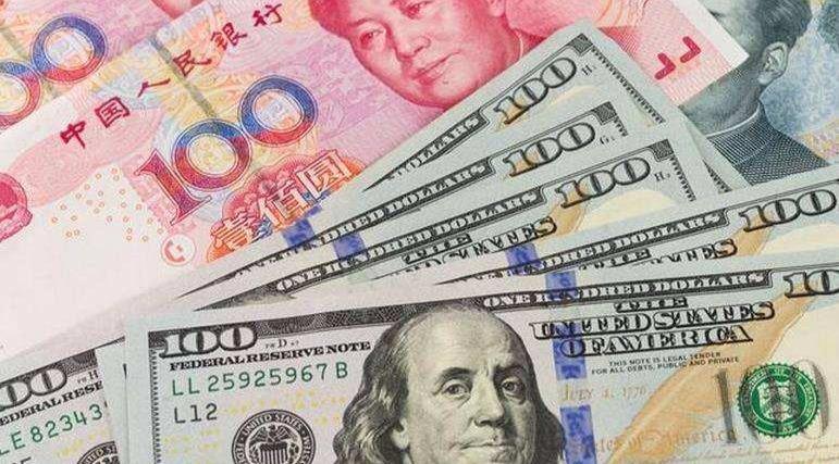离岸人民币兑美元站上7.01关口、涨近580点 创3月中旬以来新高