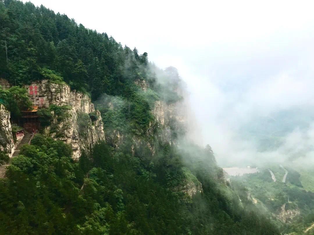 中国各大名山:等着你来爬!