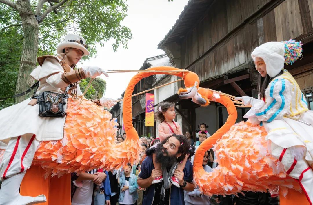 受疫情影响,第八届乌镇戏剧节将延至2021年举行