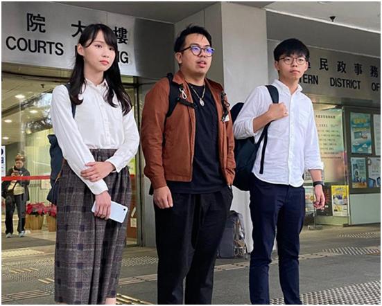"""【以太坊】_黄之锋碰瓷说""""香港很像数十年前的台湾"""",岛内网友:滚!"""