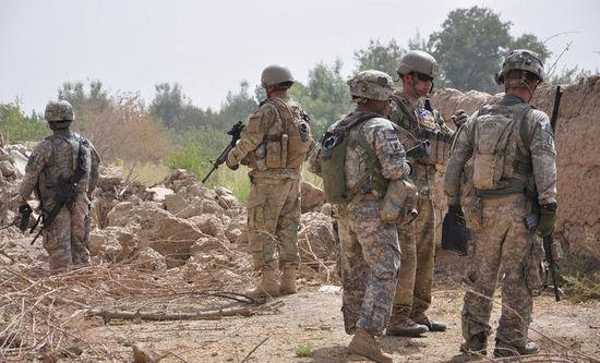 """美媒文章:美国正患上战争""""收缩综合征"""""""