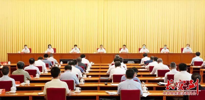 【执法规范化建设】_中政委:将在5个市4个县2所监狱开展政法队伍教育整顿试点