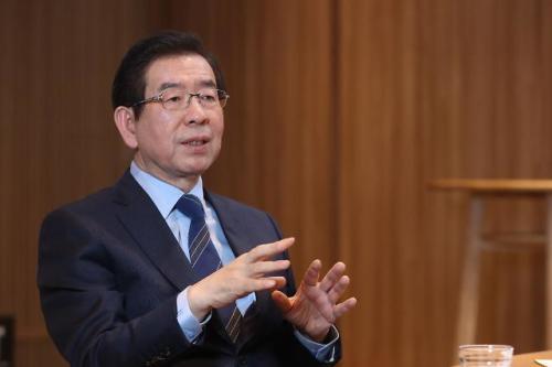 """【企业网络营销策划】_韩国警方:""""发现首尔市长尸体""""传闻不实"""