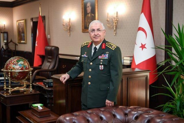 土耳其军队总参谋长亚萨尔·古勒