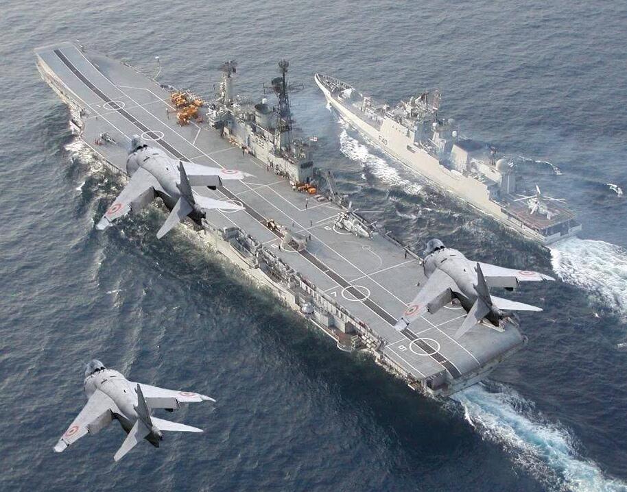 汾酒军机处︱绕不开就必须重视:谈印度海军