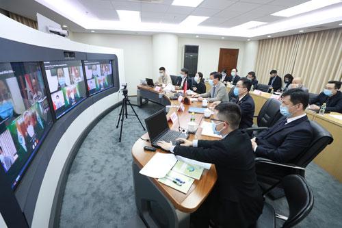 中印举行边境事务磋商和协调工作机制第16次会议