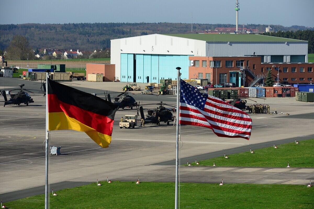 """【网络销售技巧与话术】_反驳特朗普""""美国吃亏论""""!德国称其为驻德美军花费超10亿美元"""
