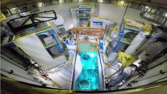 现场超震撼!中国核电站硬核画面曝光