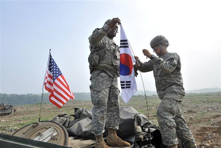 驻韩美军基地又新增3例新冠肺炎确诊病例