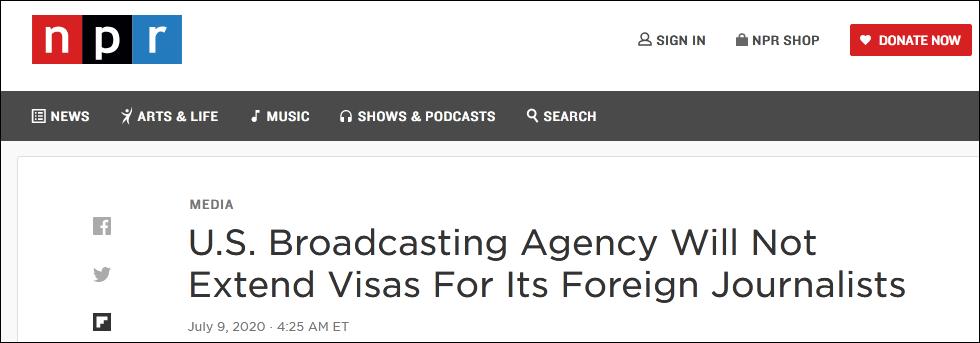 """【网站自然优化】_高层迎来大清洗后 """"美国之音""""外籍记者危险了"""