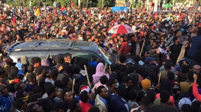 埃塞俄比亚歌手遭枪杀引发大规模骚乱 166人因此死亡