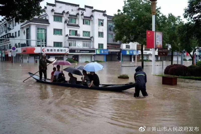 【火鸟双搜】_歙县暴雨高考受影响 上午10时2000考生只有500多人抵达考场
