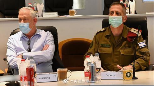 【常德快猫网址】_以色列军方超万人被隔离,包括国防部长和国防军参谋长