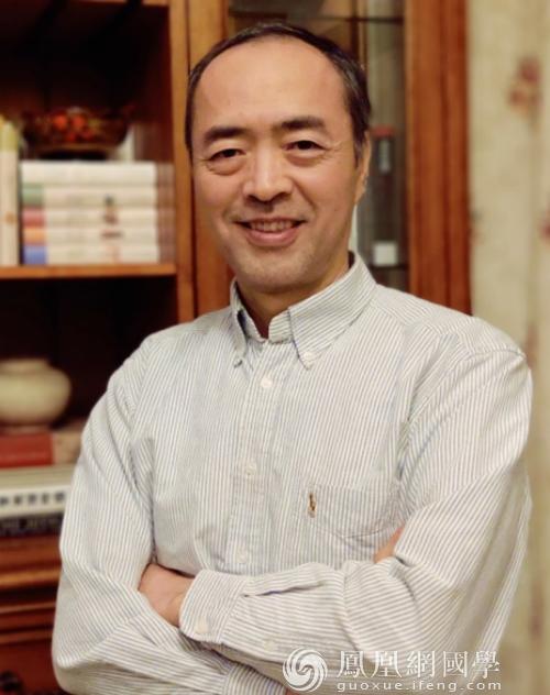 梁治平(图片来源:凤凰网国学)