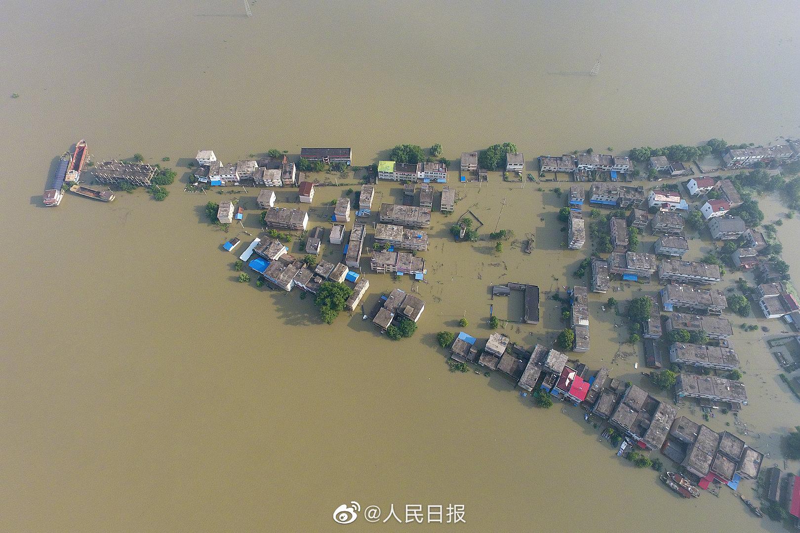 【Jopee元搜索】_35条河湖超警戒水位 安徽启动一级应急响应