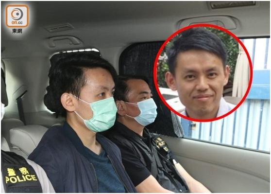 【剑雨炮兵社区app】_涉嫌参与理大非法集结 香港南区区议会主席罗健熙被捕