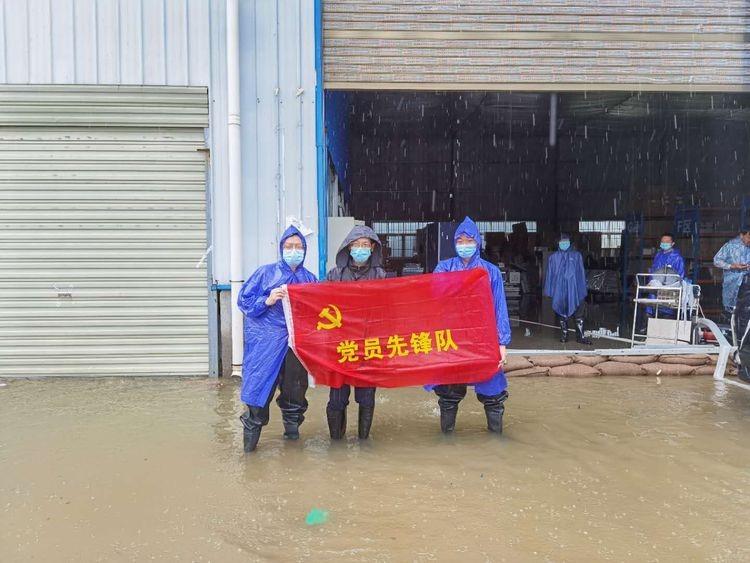 湖北移动全面奋战防汛救灾及应急通信保障