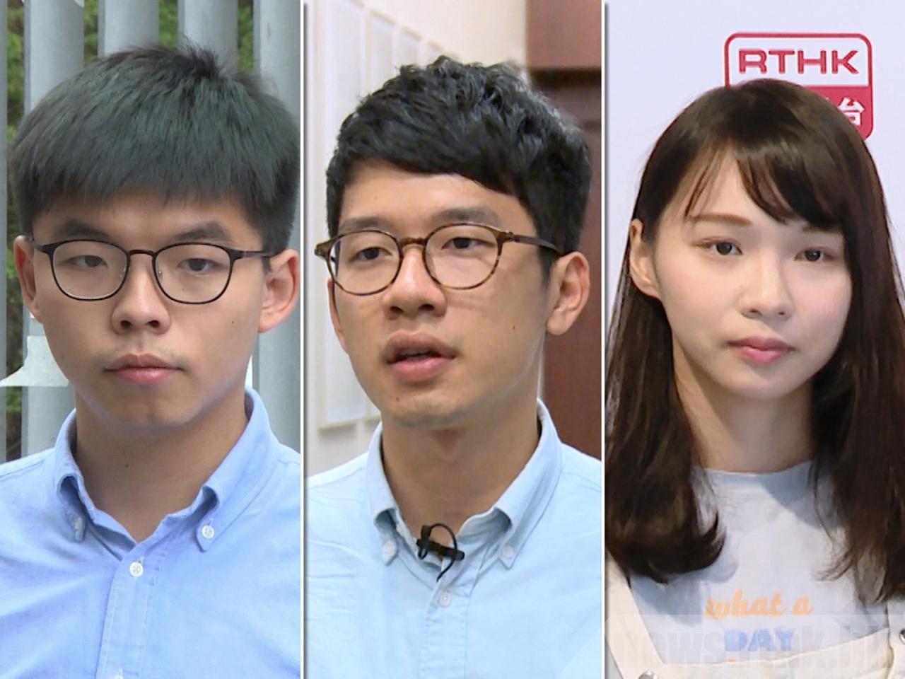 【三明精品】_乱港分子无视香港国安法乞美制裁香港 市民怒斥