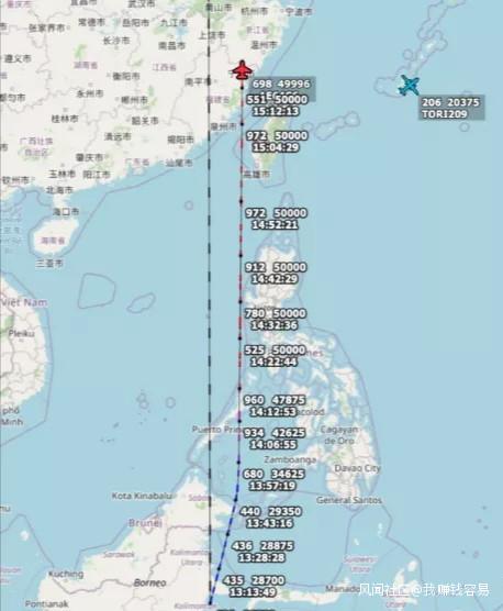【都安网】_外国网友爆美国侦察机深入中国沿海内地?侦察机飞不了那么高