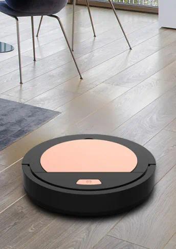 凤凰网梧桐汇商城|扫吸拖三合一的扫地机器人 躺着就把家务做好