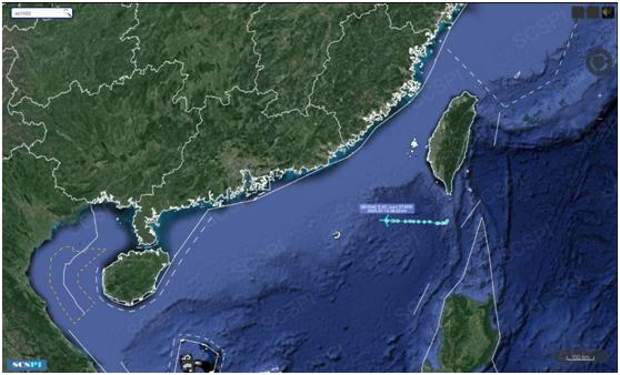 【盐城亚洲天堂】_美军E-8C飞机再次现身 三天内第二次抵近中国广东沿海
