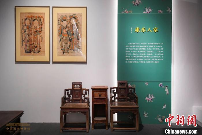 展览现场 国博供图 摄