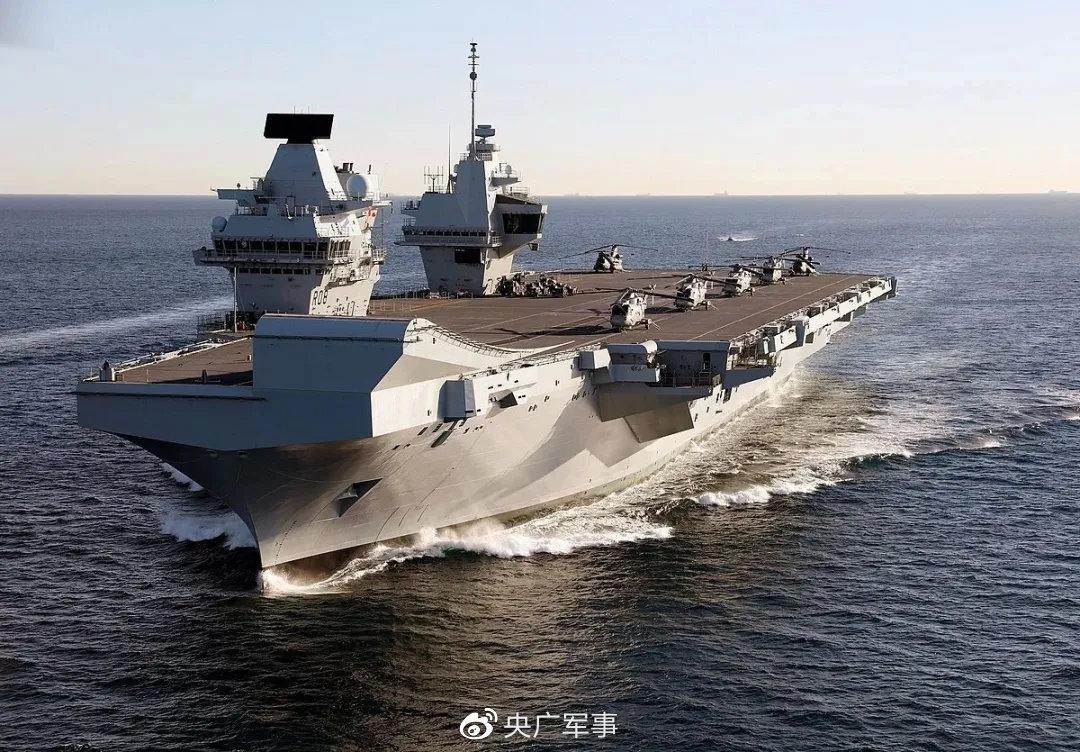 【陕西快猫网址】_英军声称要派庞大航母编队到南海 媒体:南海本无事 庸人自扰之