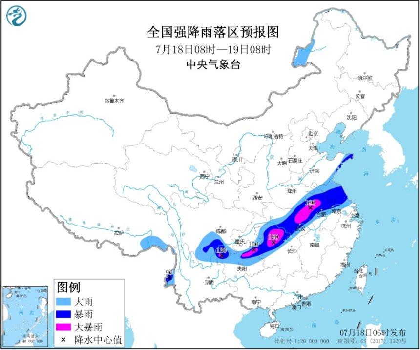 【360wifi连接上但上不了网】_中央气象台继续发布暴雨黄警:安徽、河南等地局地有大暴雨