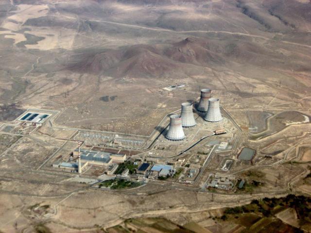 阿塞拜疆亚美尼亚互相威胁:打我水库就炸你核电站