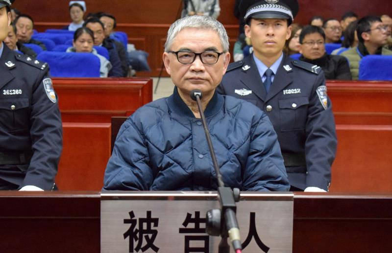 【杭州优化公司】_厅官贪了18年退休4年后落马 情妇母亲女儿为其作掩护