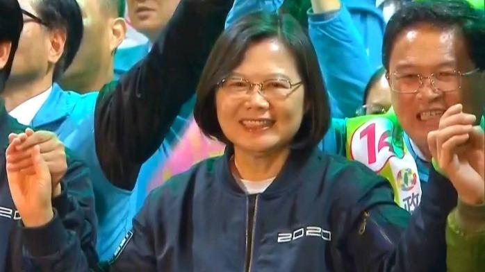 为了2020台湾地区领导人选举 蔡英文透支2000多万!