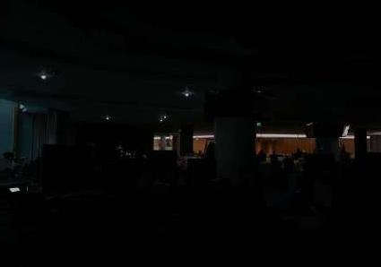 腾讯北京总部大楼停电 网友:难道是欠电费了? 