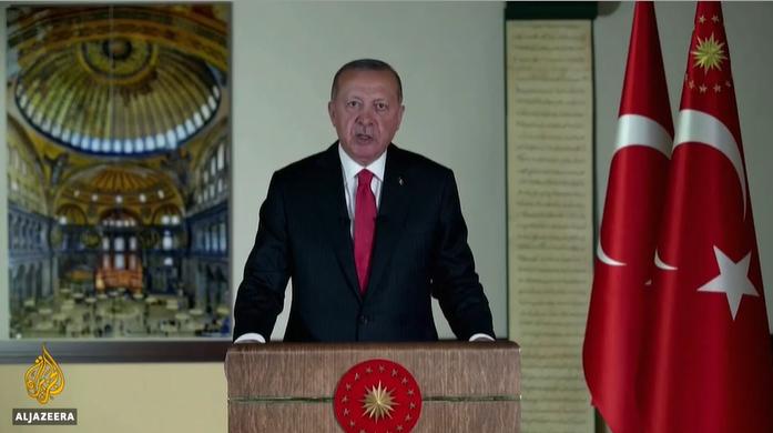 【程雪柔公交车联盟】_土耳其宣布将圣索菲亚大教堂改为清真寺,引发欧美俄众怒