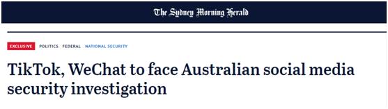 """【亚洲天堂教学】_又跟风美国!澳总理声称正""""密切监视""""TikTok,如有必要会行动"""